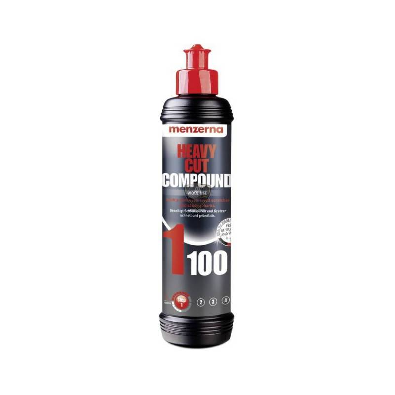 HEAVY CUT COMPOUND 1100 250ML