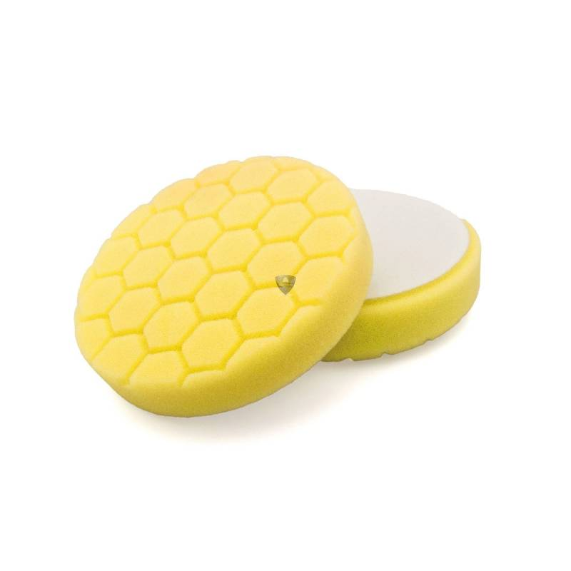 PAD HEX HARD JAUNE 135mm