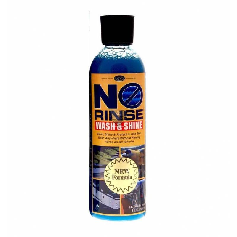 NO RINSE WASH & SHINE (ONR) 236ml