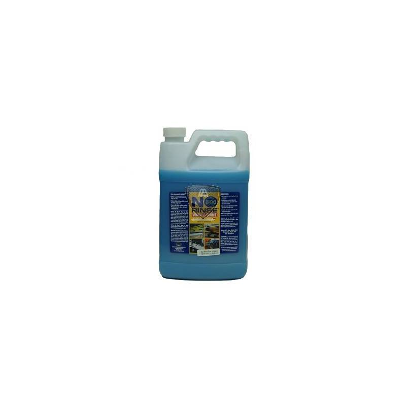 NO RINSE WASH & SHINE (ONR) 3,78L
