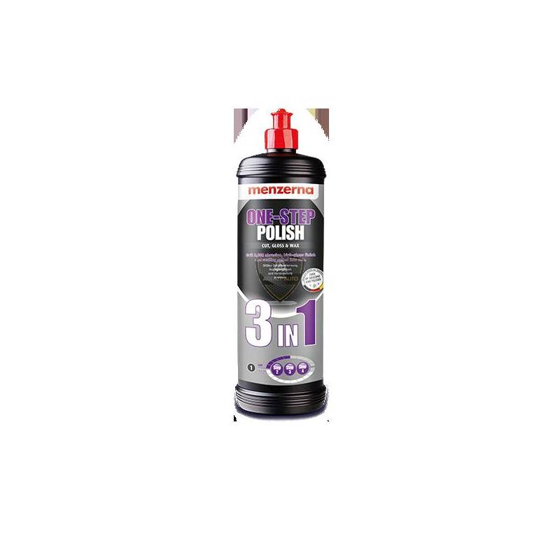 ONE STEP POLISH 3 IN 1 1L