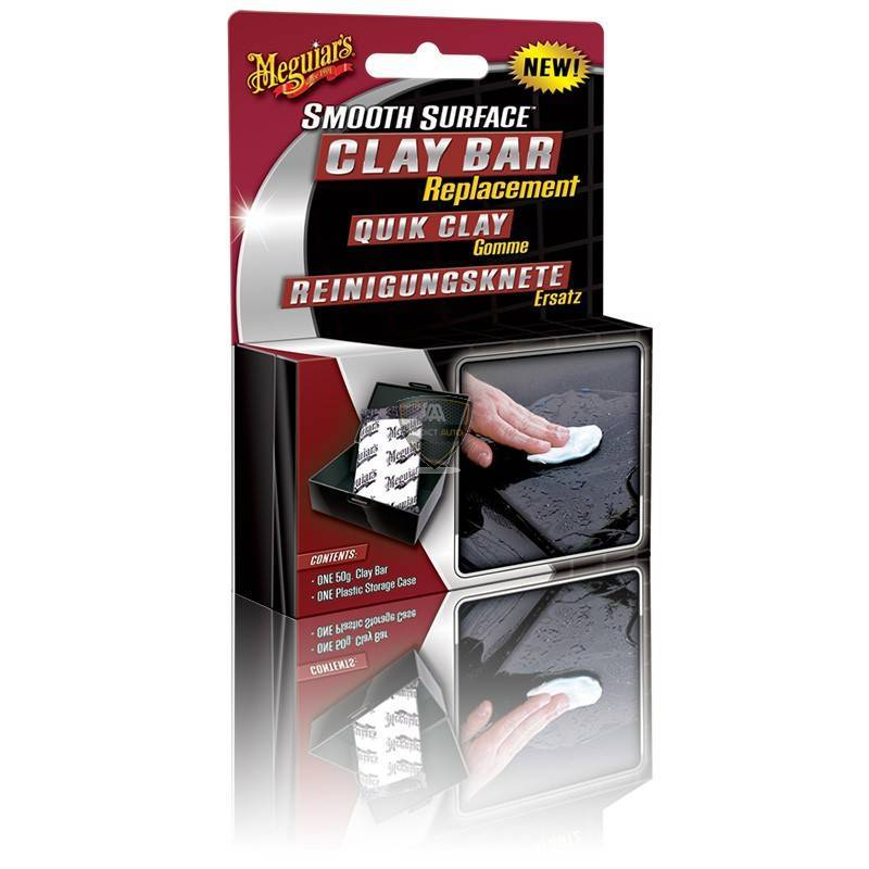 GOMME QUICK CLAY SMOOTH SURFACE 80g