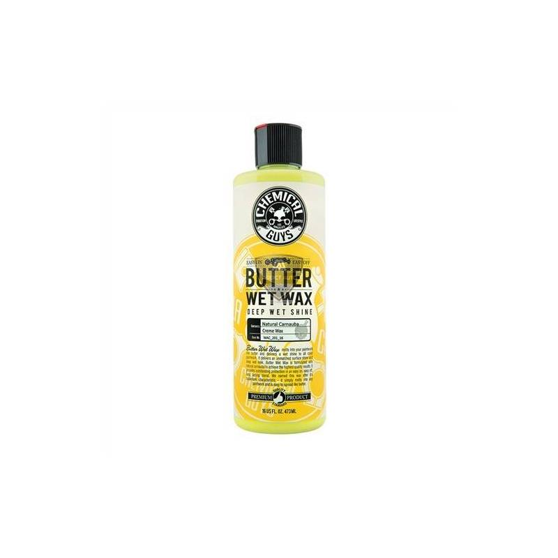 BUTTER WET WAX 473ml