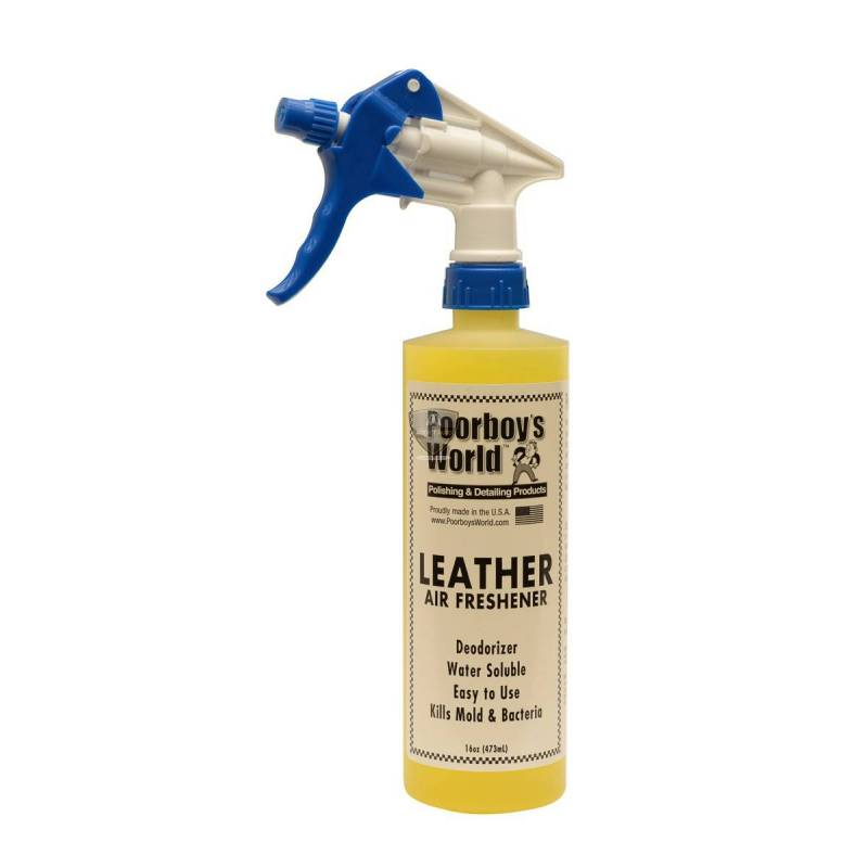 LEATHER AIR FRESHENER 473ml