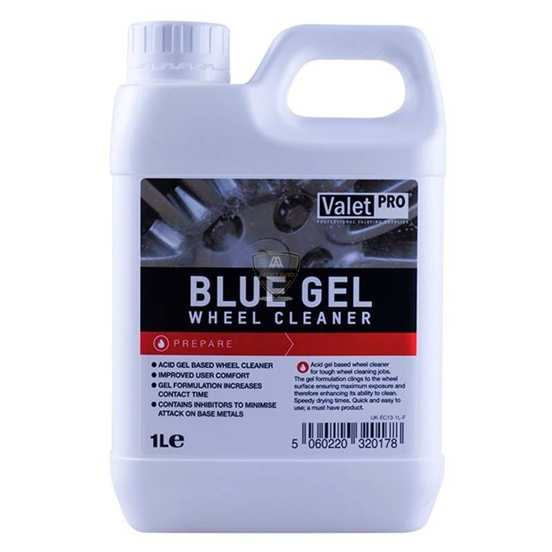 BLUE GEL WHEEL CLEANER 1L