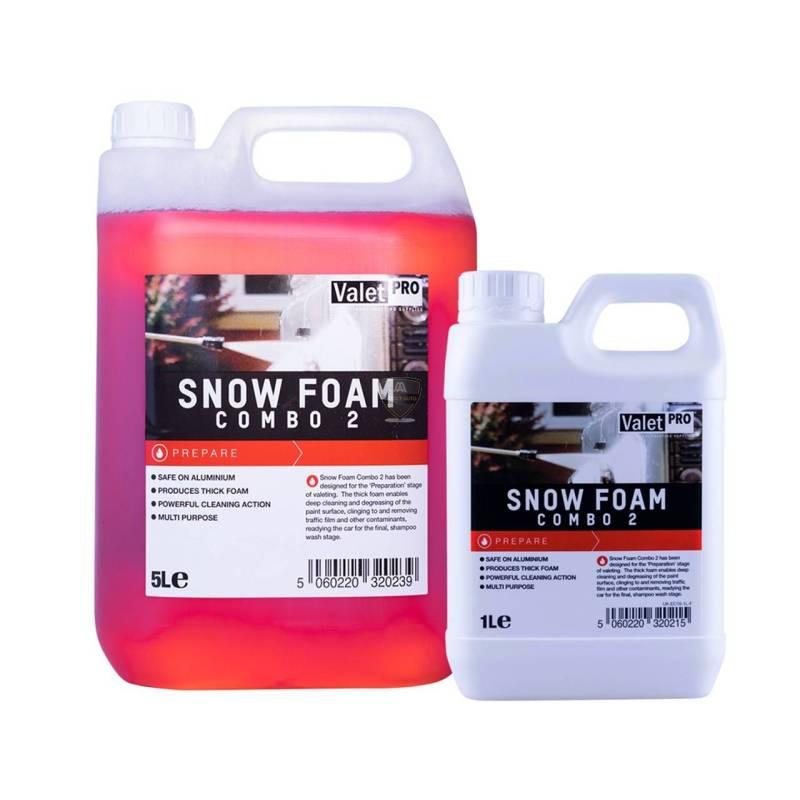 SNOW FOAM COMBO 2 1L