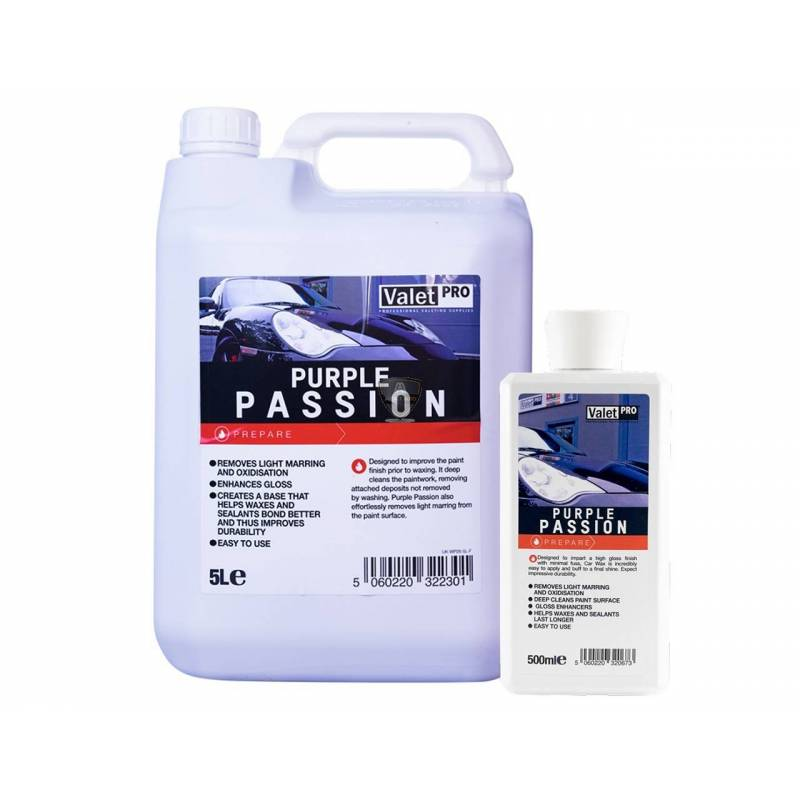 PURPLE PASSION 500ml