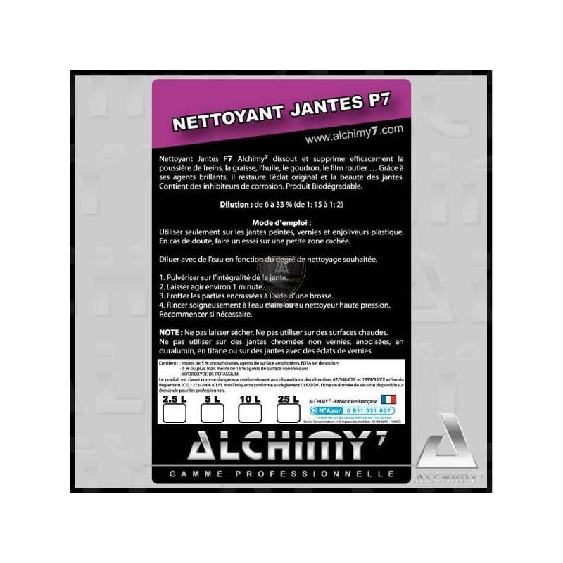 NETTOYANT JANTES P7