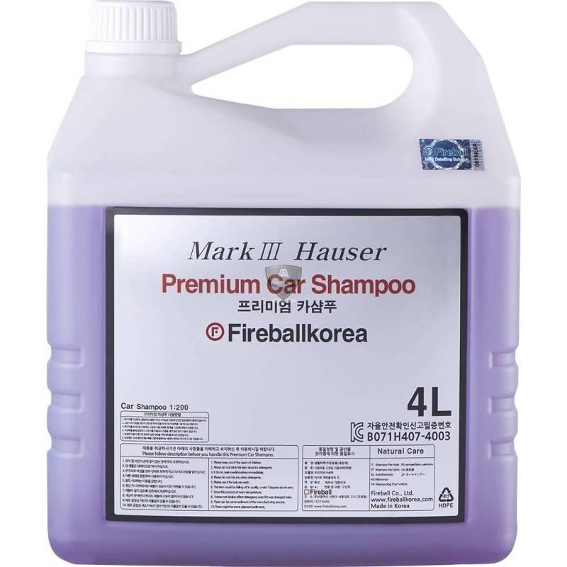 PREMIUM CAR SHAMPOO 4L