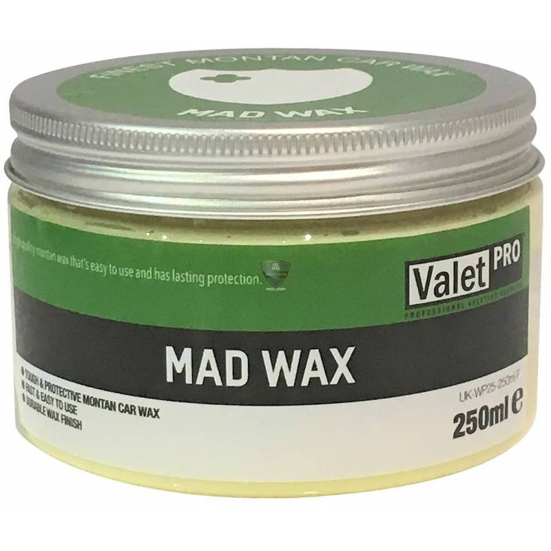 MAD WAX