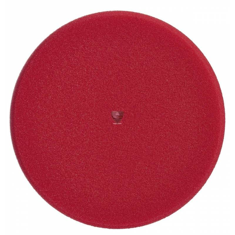 POLISHING PAD RED 160mm HARD