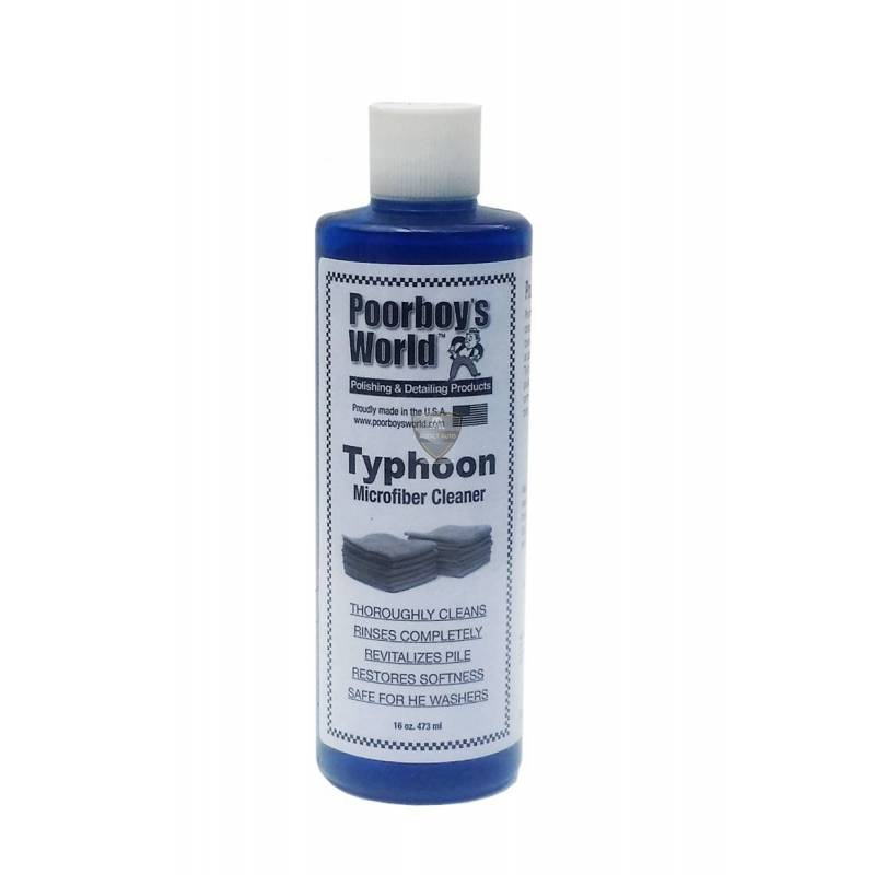 TYPHOON MICROFIBER CLEANER 473ml