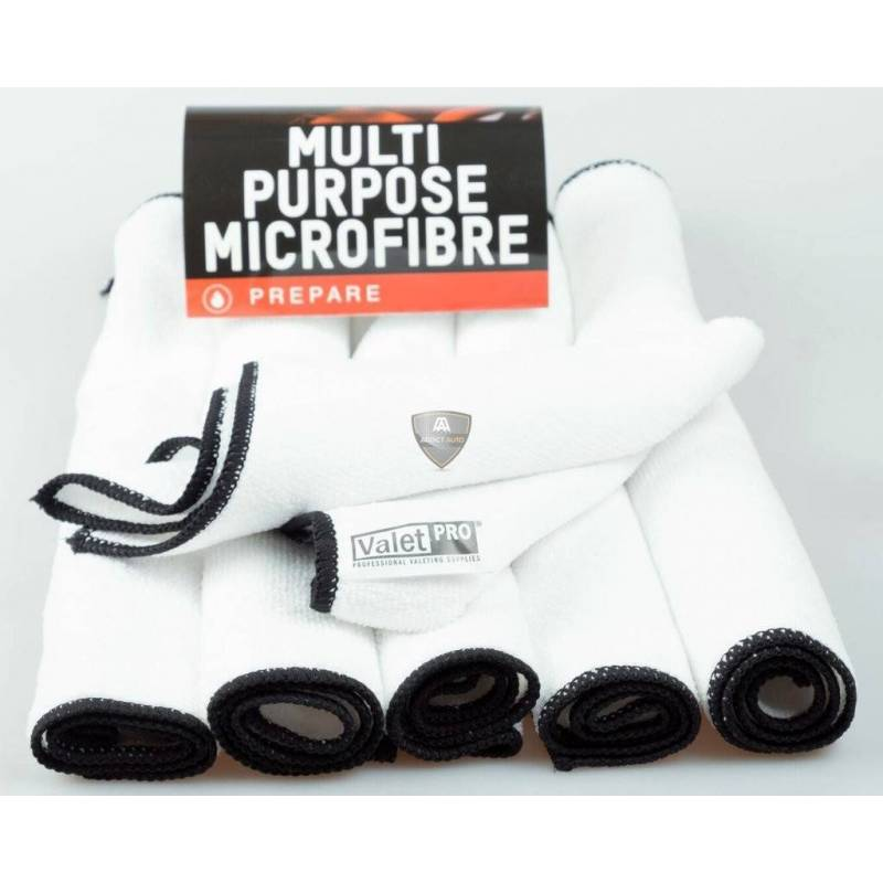 MULTI PURPOSE MICROFIBRE CLOTH (x6)