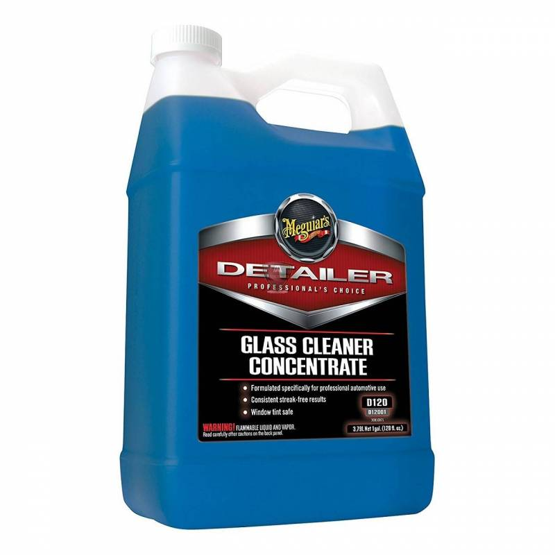 GLASS CLEANER CONCENTRATE - GALLON 3,78L