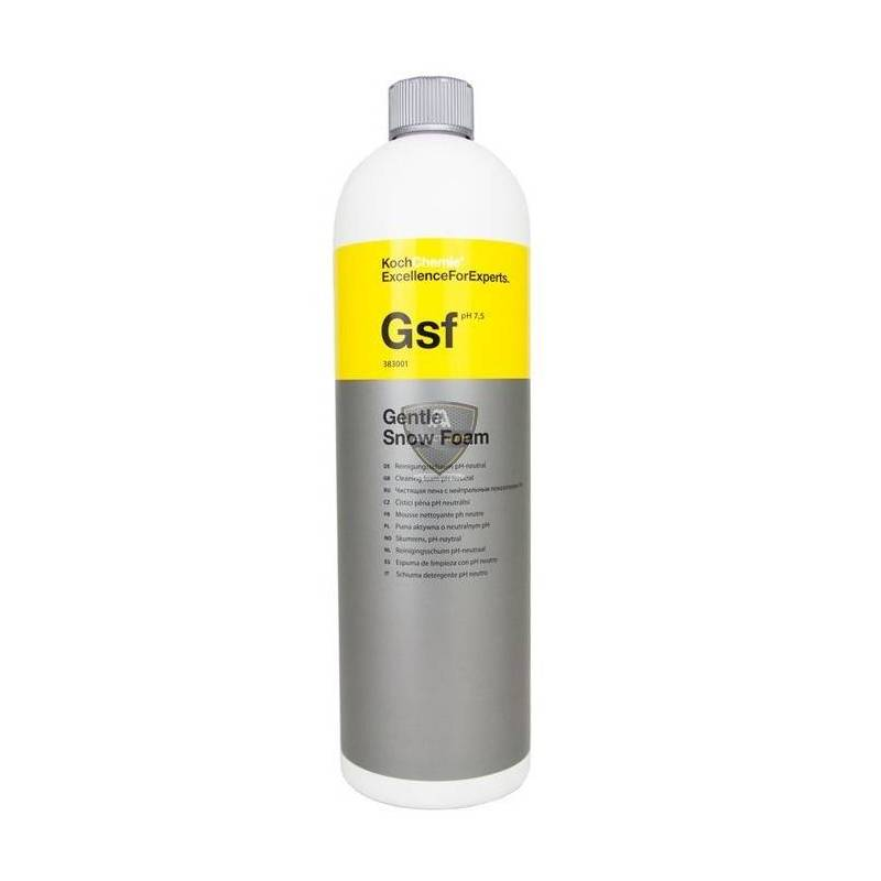 GENTLE SNOW FOAM 1L