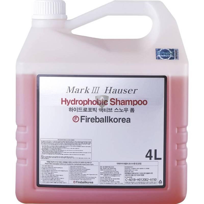 ULTIMATE HYDROPHOBIC SHAMPOO 4L (shampooing céramique)