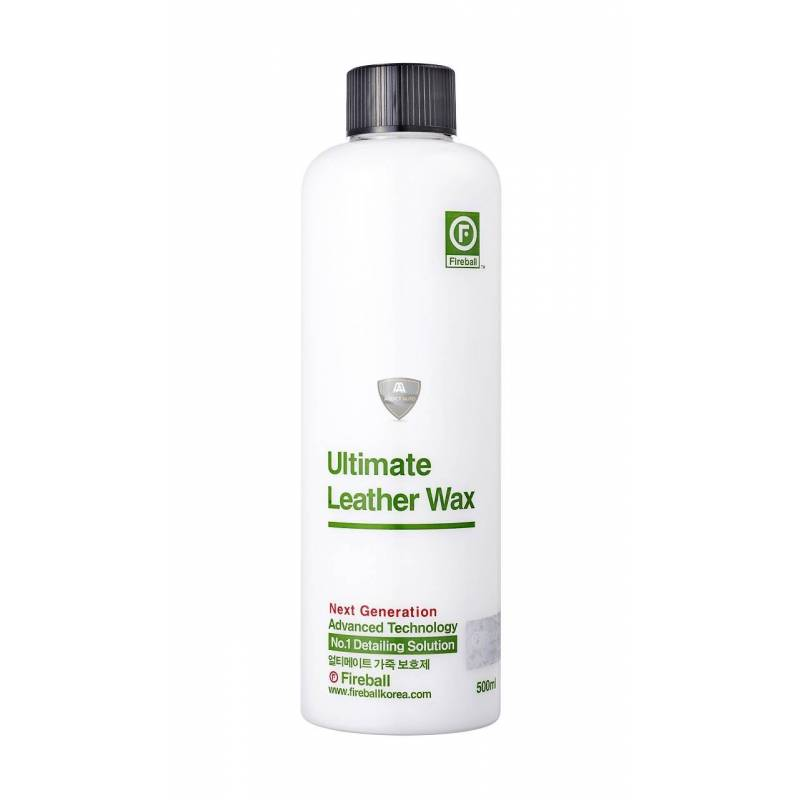 Ultimate LEATHER WAX 500ml