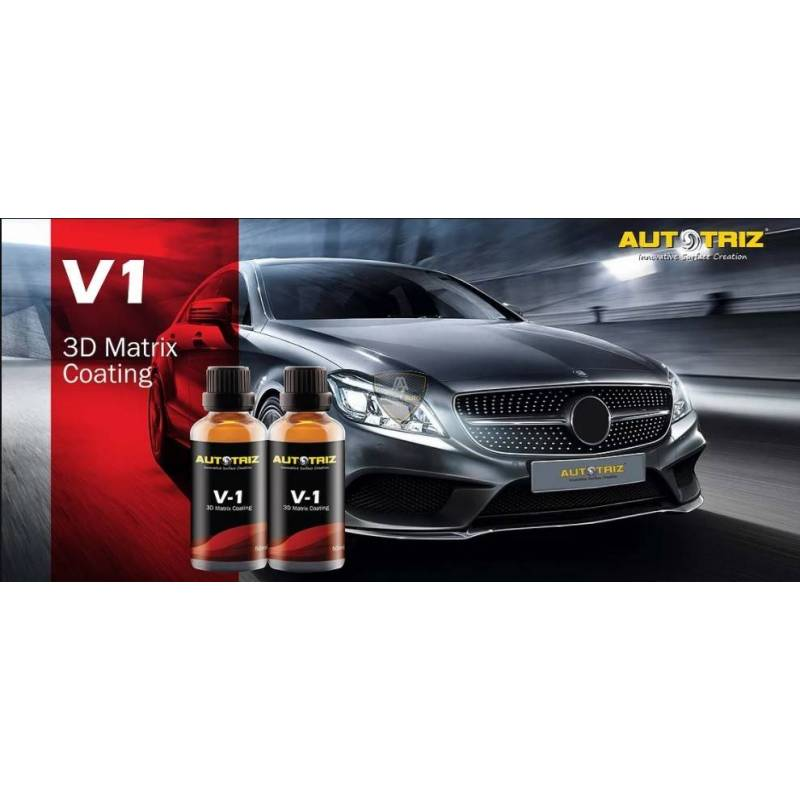 V1 3D MATRIX COATING 50ml + 50ml (céramique 9H)