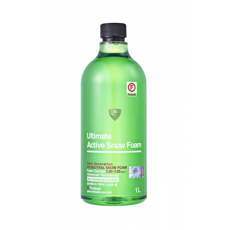 ULTIMATE ACTIVE SNOW FOAM 1L