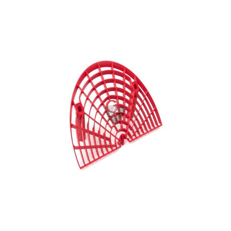 GRIT GUARD WASHBOARD RED