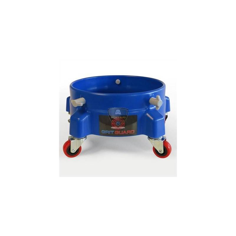 GRIT GUARD BUCKET DOLLY BLUE