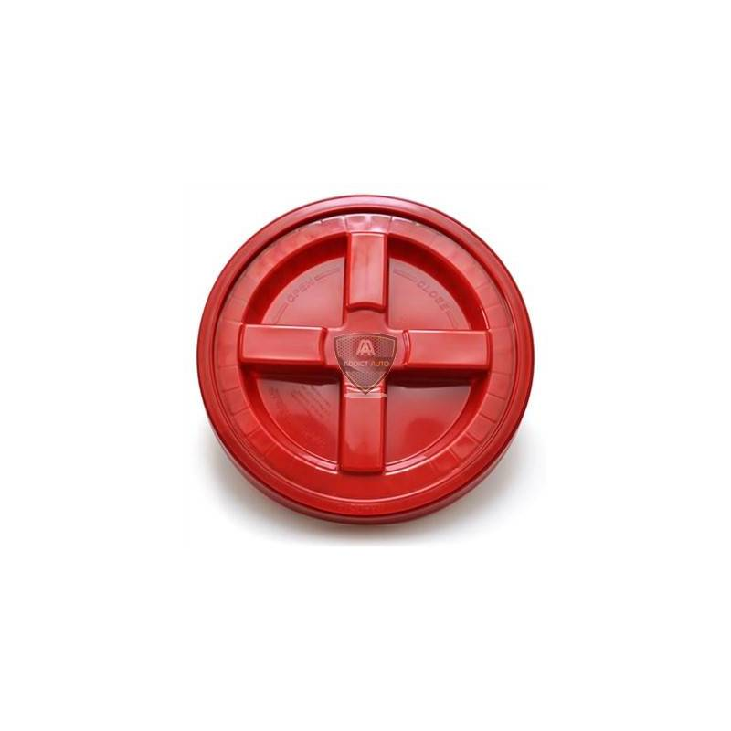 GAMMA SEAL LID RED (couvercle pour seau)