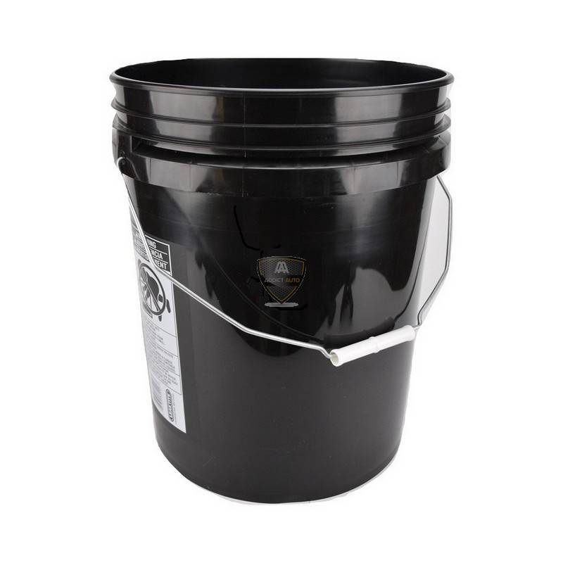 GRIT GUARD BUCKET 18,9L BLACK