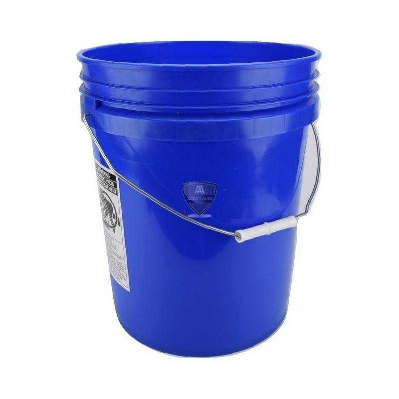 GRIT GUARD BUCKET 18,9L BLUE