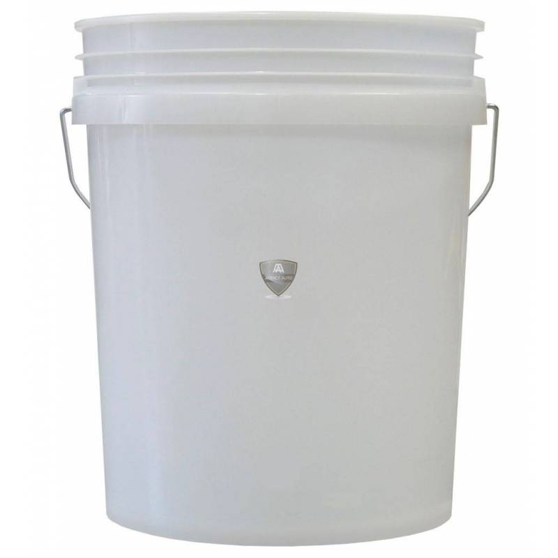 GRIT GUARD BUCKET 18,9L SEMI TRANSPARENT