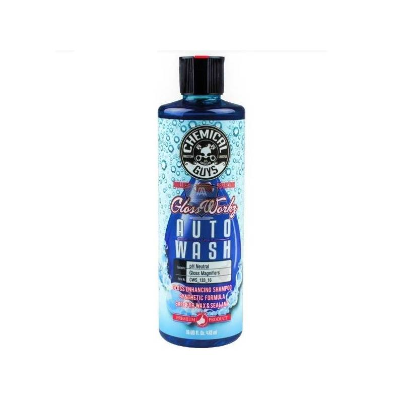 GLOSSWORKZ AUTO WASH 473ml