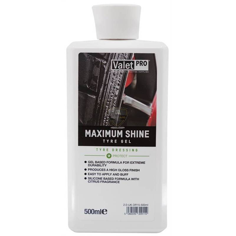 MAXIMUM SHINE TYRE GEL 500ml