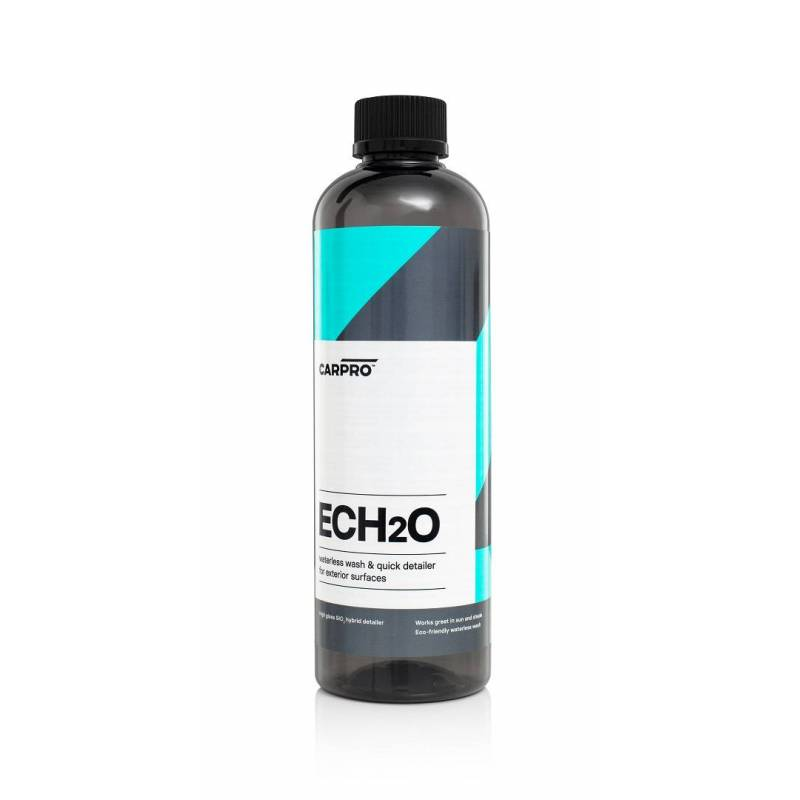 ECH2O WATERLESS WASH & QUICK DETAILER 500ml