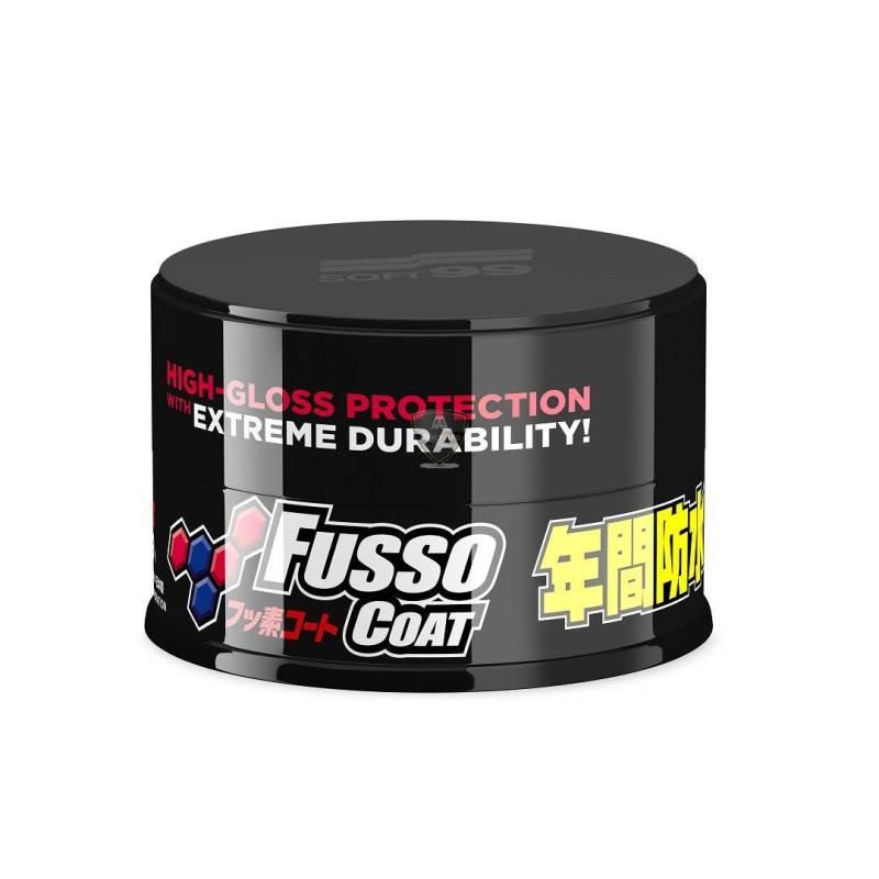 NEW FUSSO COAT 12 MONTHS DARK 200g