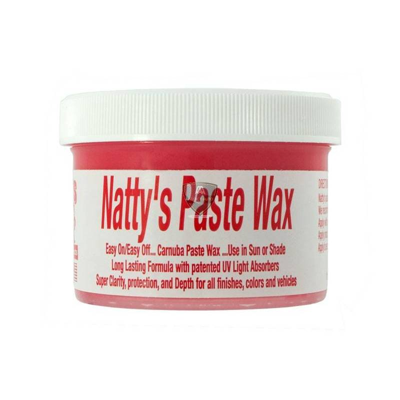 NATTY'S PASTE WAX RED
