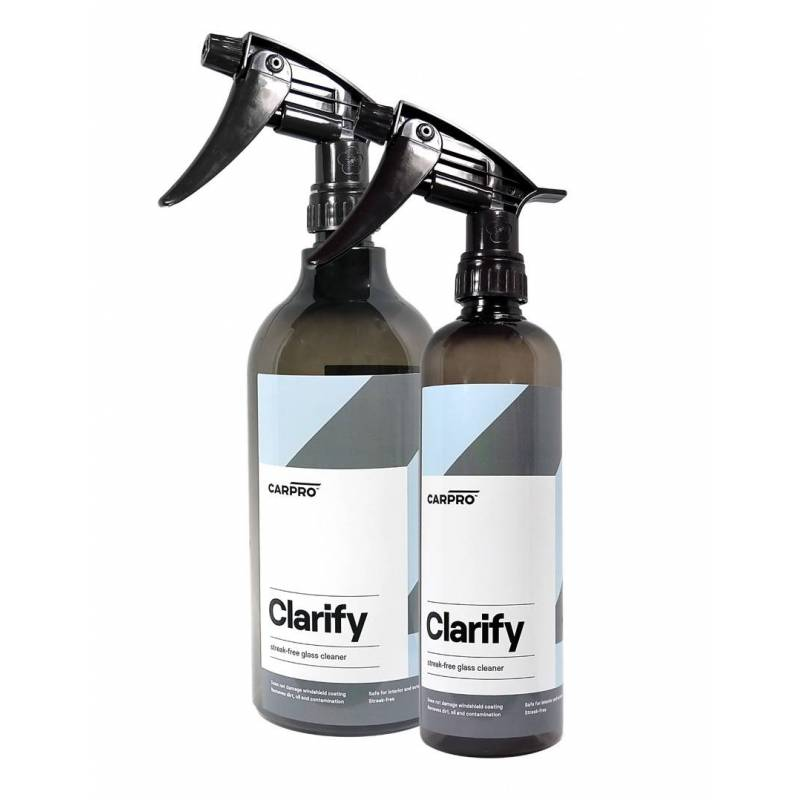 CLARIFY GLASS CLEANER