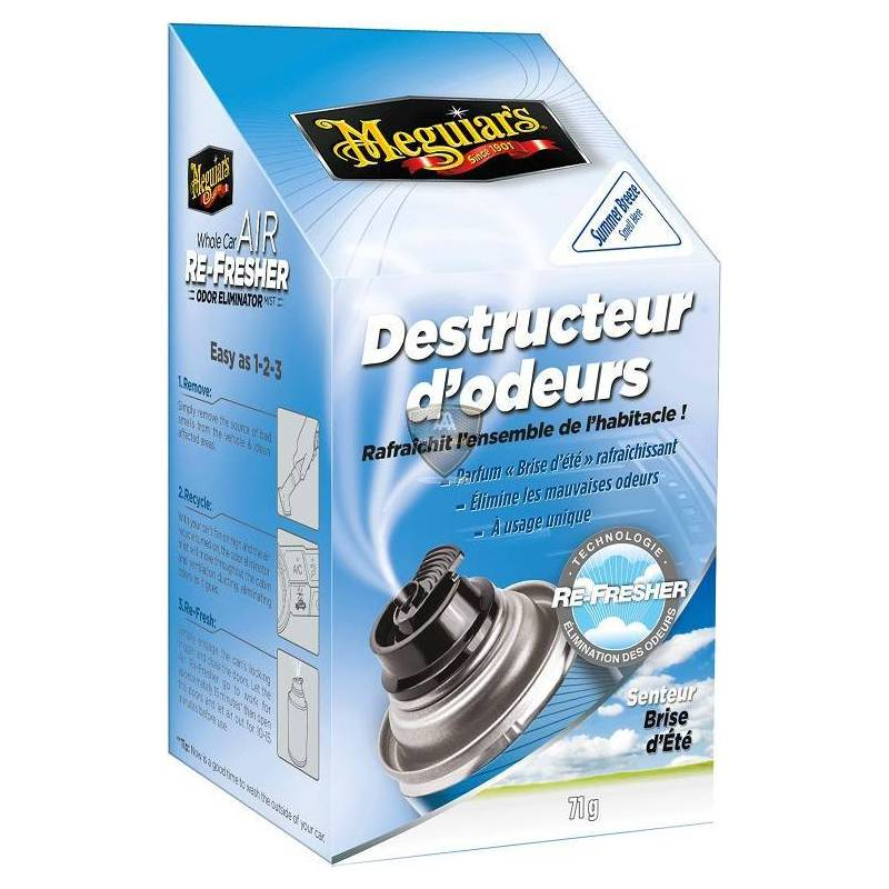 AIR RE-FRESHER BRISE D'ETE (destructeur odeurs)