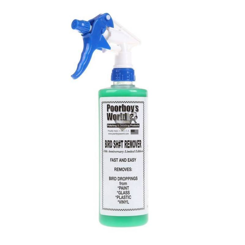 BIRD SHIT REMOVER 473ml