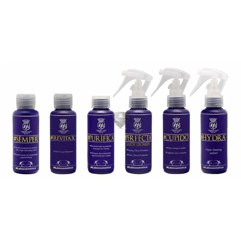 KIT MAINTENANCE CERAMIQUE 100ml