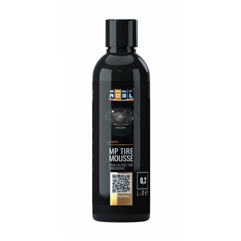 MP TIRE MOUSSE 200ml (dressing glossy)