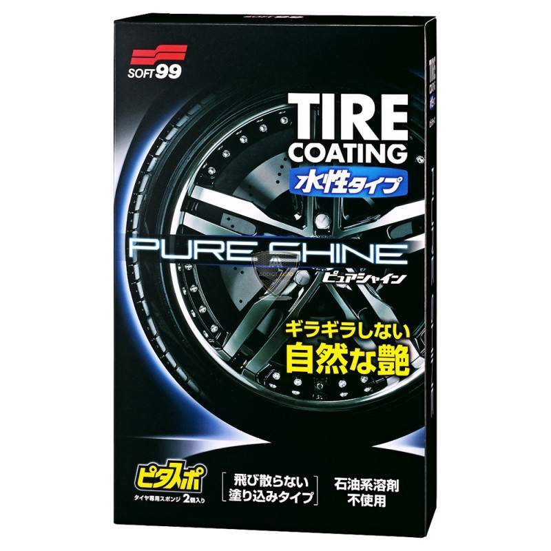 TIRE COATING PURE SHINE 100ml
