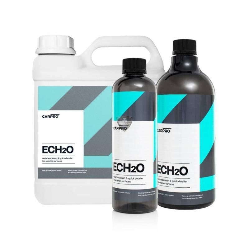 ECH2O WATERLESS WASH & QUICK DETAILER 500ml
