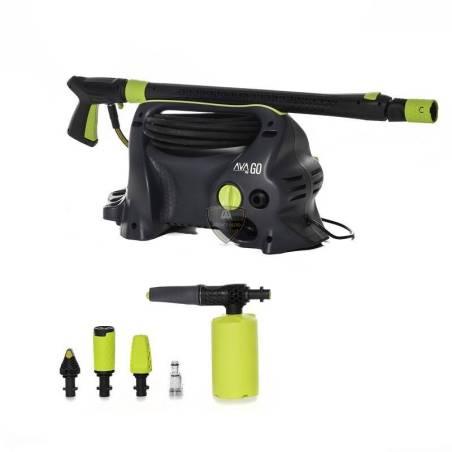 Nettoyeur haute pression AVA GO series Pack L, pour detailing auto/moto/quad