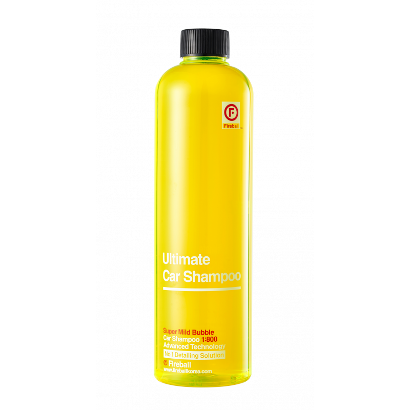 ULTIMATE CAR SHAMPOO 500ml