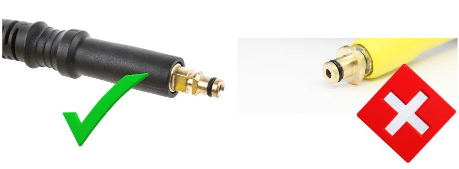 Adaptateur Karcher K-series pour pistolet haute pression quick connect