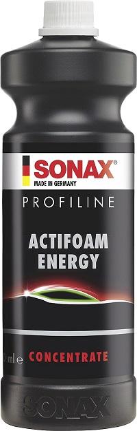 Sonax Profiline Actifoam Energy un must pour le prélavage