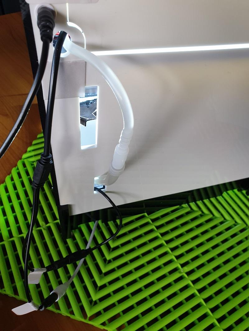 CarPro Coating Display Branchements